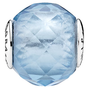 ESSENCE Friendship Charm with Sky-Blue Crystal