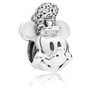 Disney Shimmering Steamboat Willie