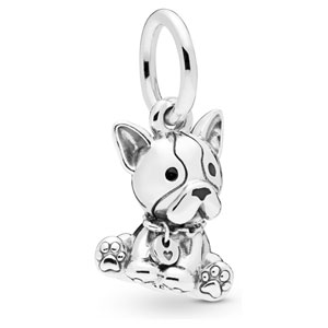 French Bulldog Puppy Dangle