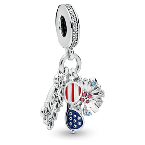 American Icons Dangle