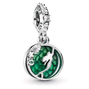 Disney Ariel Part of Your World Dangle