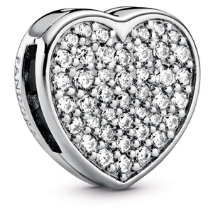 Reflexions™ Pave Heart