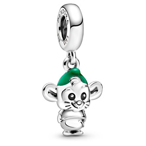 Disney Gus Mouse Cinderella Dangle