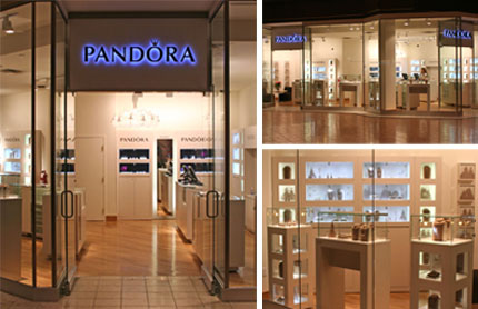 Our PANDORA Store Location